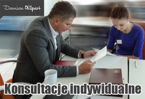 Konsultacje indywidualne